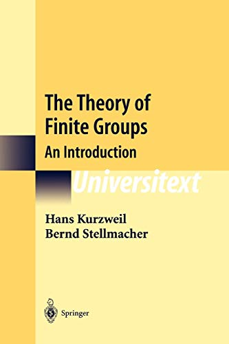 The Theory of Finite Groups: Hans Kurzweil