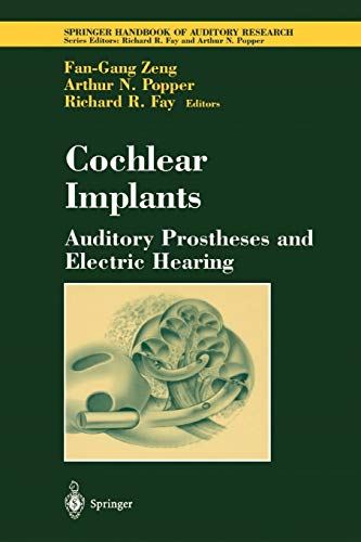 9781441923462: Cochlear Implants: Auditory Prostheses and Electric Hearing