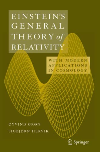 9781441924063: Einstein's General Theory of Relativity: With Modern Applications in Cosmology