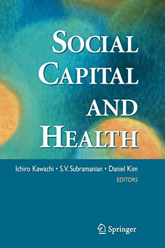 Social Capital and Health