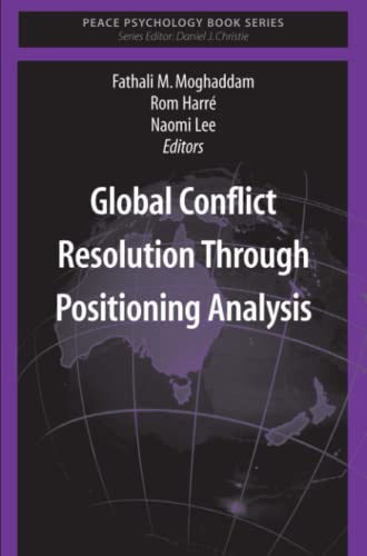9781441924643: Global Conflict Resolution Through Positioning Analysis
