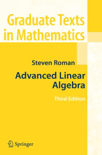 9781441924988: Advanced Linear Algebra (Graduate Texts in Mathematics)