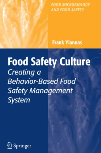 9781441925008: Food Safety Culture (Food Microbiology and Food Safety)