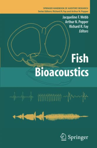 9781441925053: Fish Bioacoustics (Springer Handbook of Auditory Research)