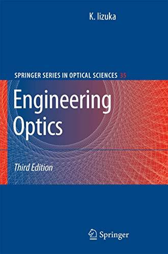 9781441926036: Engineering Optics (Springer Series in Optical Sciences)