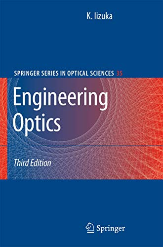 9781441926036: Engineering Optics (Springer Series in Optical Sciences)