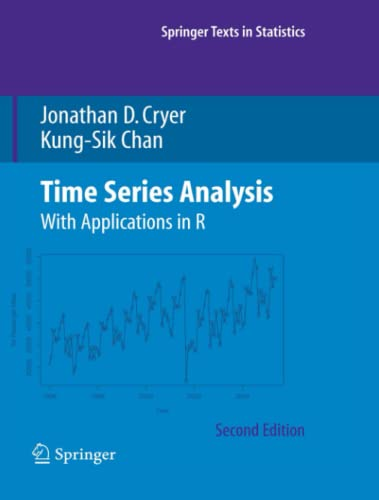9781441926135: Time Series Analysis: With Applications in R (Springer Texts in Statistics)