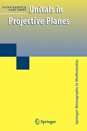 Unitals in Projective Planes: Susan Barwick