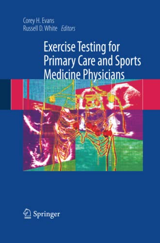 9781441926302: Exercise Testing for Primary Care and Sports Medicine Physicians
