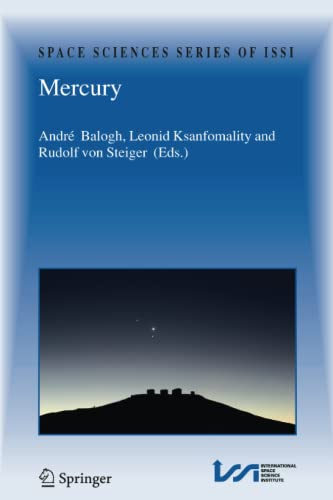 9781441926555: Mercury (Space Sciences Series of ISSI)