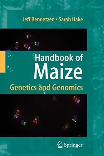 9781441926692: Handbook of Maize: Genetics and Genomics