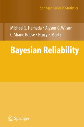 9781441926739: Bayesian Reliability (Springer Series in Statistics)