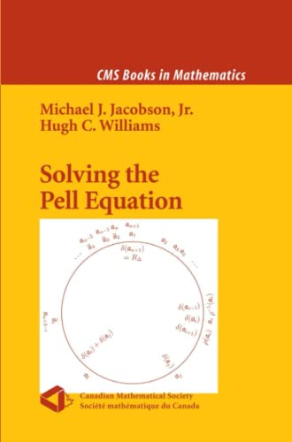 9781441927477: Solving the Pell Equation (CMS Books in Mathematics)