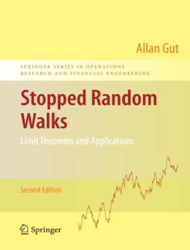 9781441927736: Stopped Random Walks: Limit Theorems and Applications (Springer Series in Operations Research and Financial Engineering)