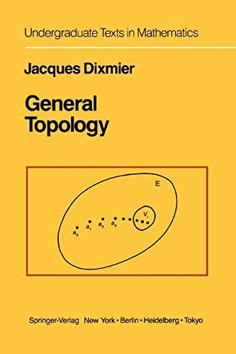 9781441928238: General Topology (Undergraduate Texts in Mathematics)