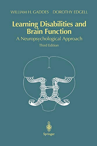 9781441928320: Learning Disabilities and Brain Function: A Neuropsychological Approach