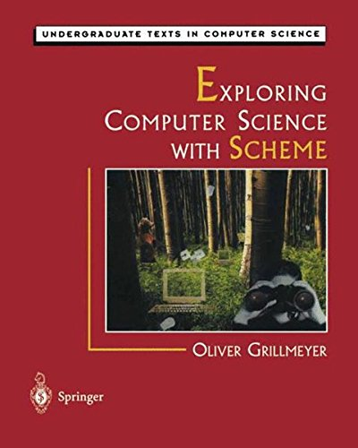 9781441928559: Exploring Computer Science with Scheme (Undergraduate Texts in Computer Science)