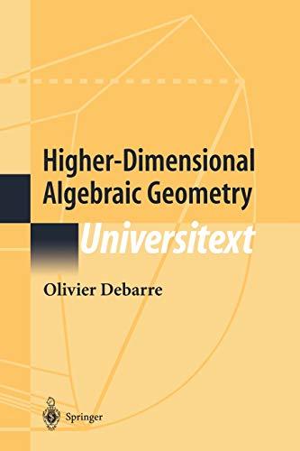 9781441929174: Higher-Dimensional Algebraic Geometry
