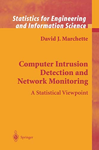 9781441929372: Computer Intrusion Detection and Network Monitoring: A Statistical Viewpoint (Information Science and Statistics)