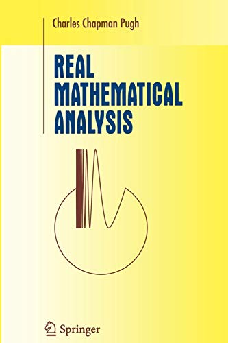 9781441929419: Real Mathematical Analysis (Undergraduate Texts in Mathematics)