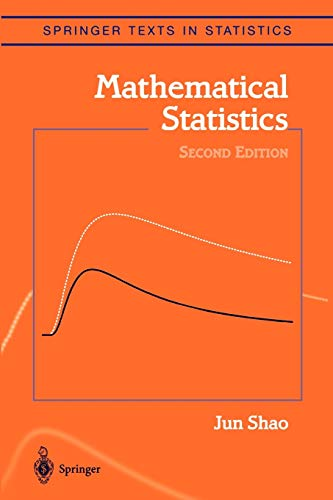 9781441929785: Mathematical Statistics