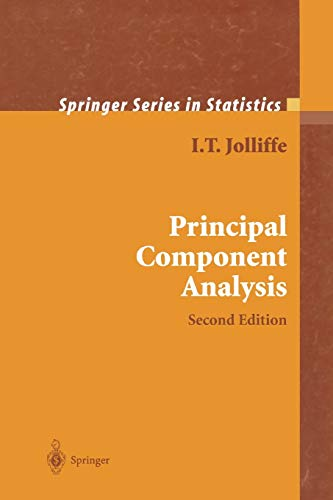 9781441929990: Principal Component Analysis (Springer Series in Statistics)