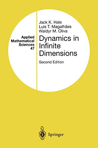 9781441930125: Dynamics in Infinite Dimensions (Applied Mathematical Sciences)