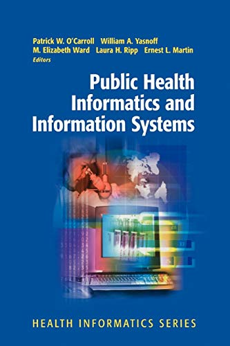9781441930187: Public Health Informatics and Information Systems