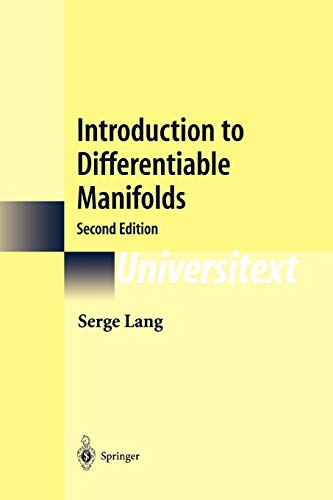 9781441930194: Introduction to Differentiable Manifolds (Universitext)