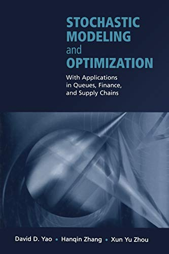 9781441930651: Stochastic Modeling and Optimization: With Applications in Queues, Finance, and Supply Chains
