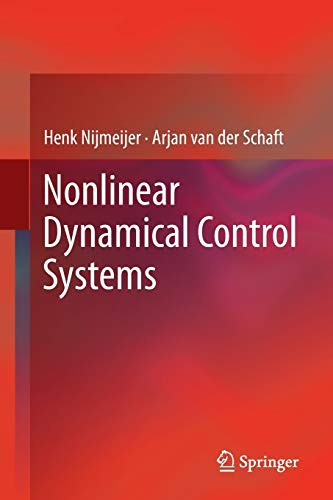9781441930910: Nonlinear Dynamical Control Systems