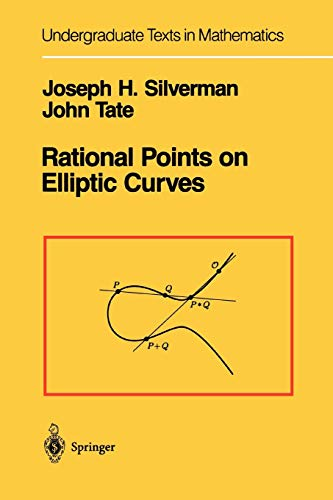 9781441931016: Rational Points on Elliptic Curves