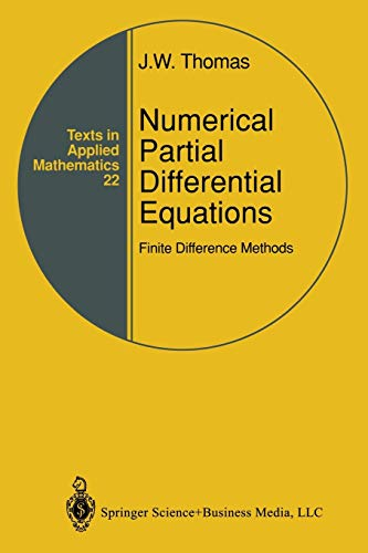9781441931054: Numerical Partial Differential Equations: Finite Difference Methods (Texts in Applied Mathematics)