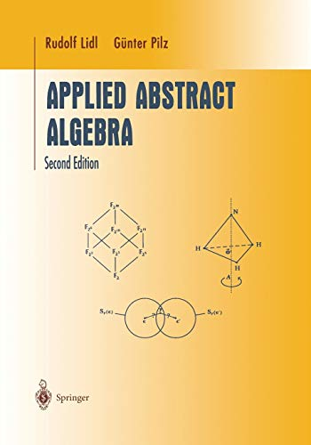 9781441931177: Applied Abstract Algebra (Undergraduate Texts in Mathematics)