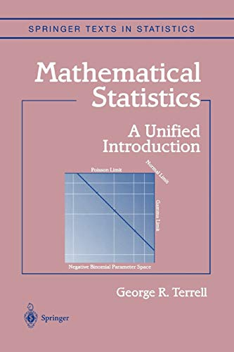 9781441931412: Mathematical Statistics: A Unified Introduction (Springer Texts in Statistics)