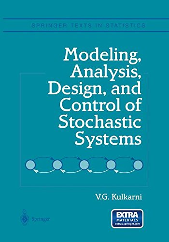 9781441931542: Modeling, Analysis, Design, and Control of Stochastic Systems (Springer Texts in Statistics)
