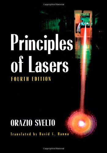9781441932891: Principles of Lasers