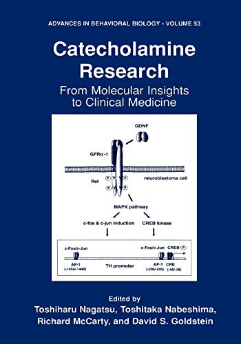 9781441933881: Catecholamine Research: From Molecular Insights to Clinical Medicine (Advances in Behavioral Biology)