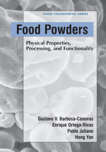 9781441934079: Food Powders: Physical Properties, Processing, and Functionality (Food Engineering Series)