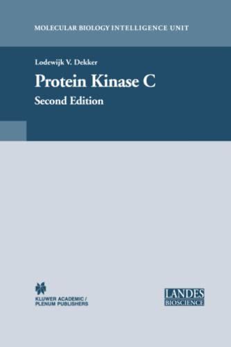 Protein Kinase C Molecular Biology Intelligence Unit