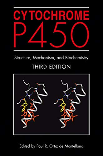 9781441934437: Cytochrome P450: Structure, Mechanism, and Biochemistry