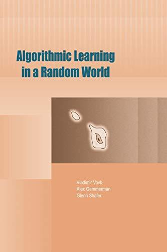 9781441934710: Algorithmic Learning in a Random World