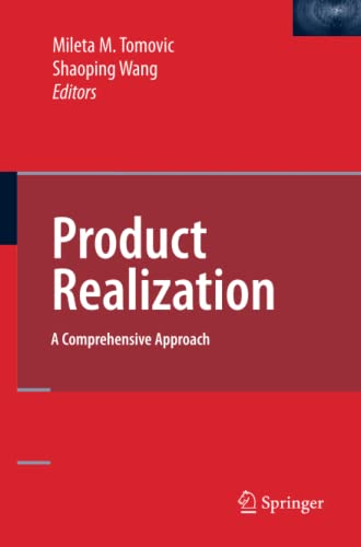 Product Realization: A Comprehensive Approach: Springer