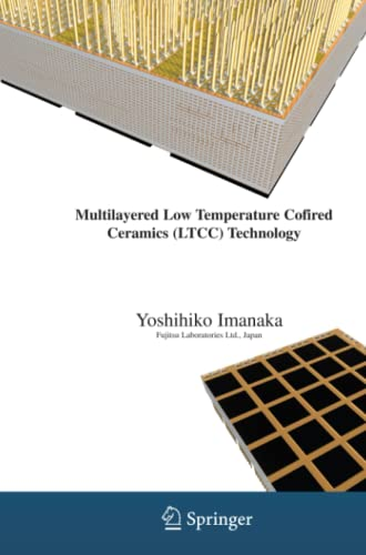 9781441935762: Multilayered Low Temperature Cofired Ceramics (Ltcc) Technology