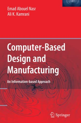 9781441936073: Computer Based Design and Manufacturing