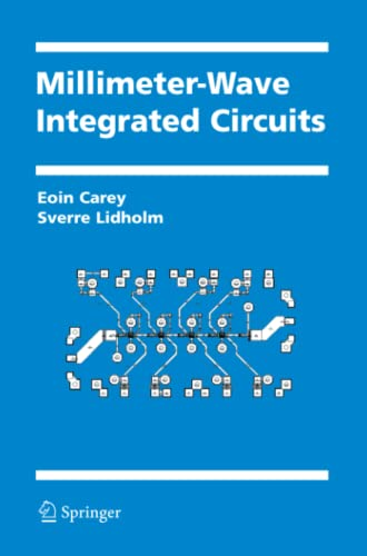 9781441936493: Millimeter-Wave Integrated Circuits