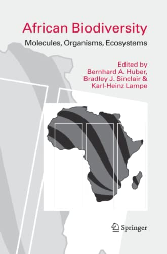 9781441937193: African Biodiversity: Molecules, Organisms, Ecosystems