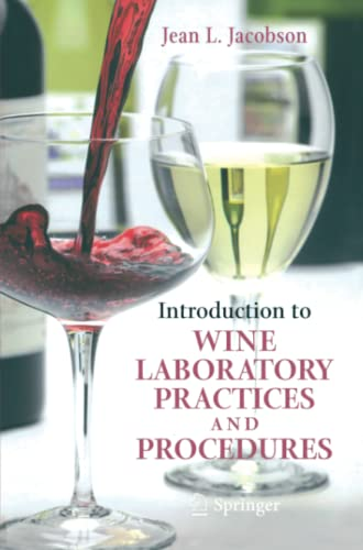 9781441937322: Introduction to Wine Laboratory Practices and Procedures