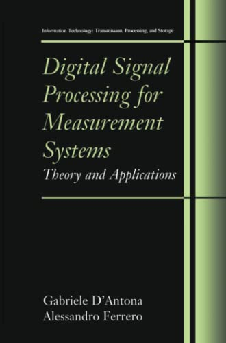 9781441937629: Digital Signal Processing for Measurement Systems: Theory and Applications