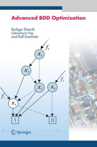 Advanced BDD Optimization: RUDIGER EBENDT
